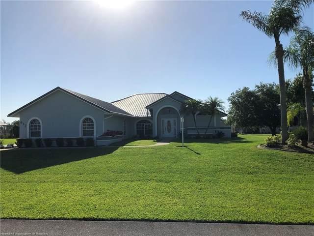 617 Holly Drive, Sebring, FL 33876 (MLS #280140) :: Compton Realty