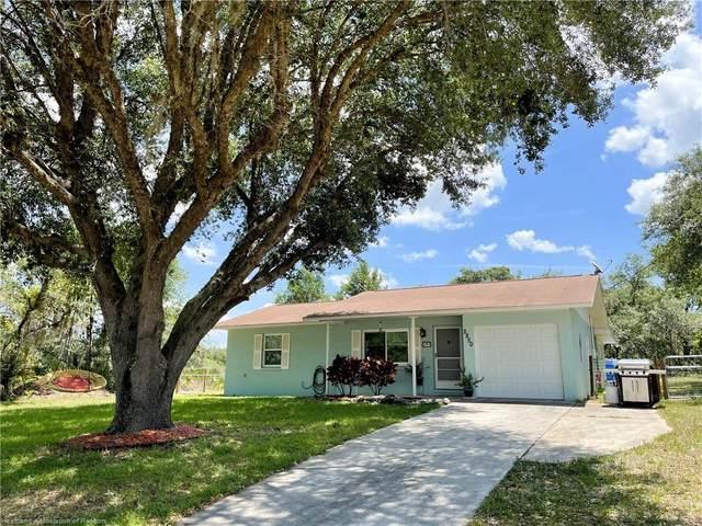 2850 N Tivoli Road, Avon Park, FL 33825 (MLS #280252) :: Compton Realty