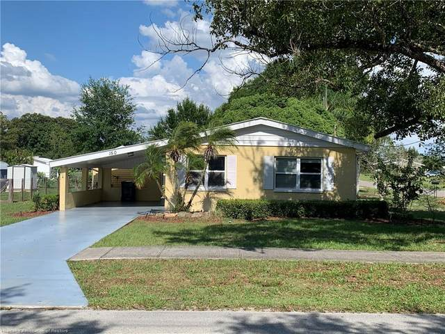 150 N Anoka Avenue, Avon Park, FL 33825 (MLS #280327) :: Compton Realty