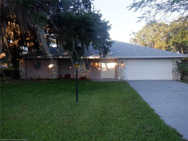 191 Blue Moon Avenue, Lake Placid, FL 33852 (MLS #280373) :: Compton Realty