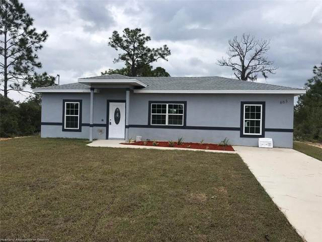 663 Hallmark Avenue, Lake Placid, FL 33852 (MLS #280380) :: Compton Realty