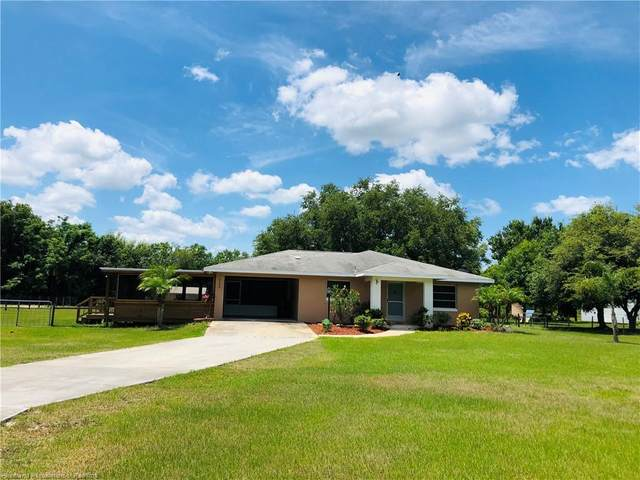 3209 Elaine Drive, Lorida, FL 33857 (MLS #280660) :: Compton Realty