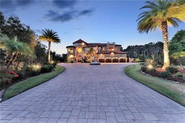 3033 Hawks Landing Circle, Sebring, FL 33875 (MLS #280678) :: Compton Realty