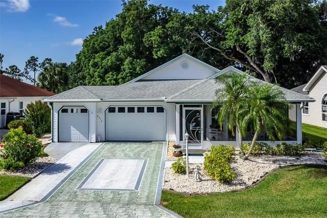 3212 E Pebble Creek Drive, Avon Park, FL 33825 (MLS #280695) :: Compton Realty