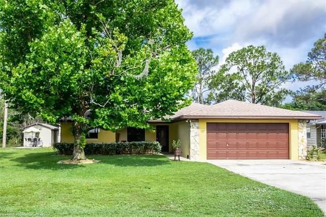 107 N Egret Street, Sebring, FL 33870 (MLS #280889) :: Compton Realty