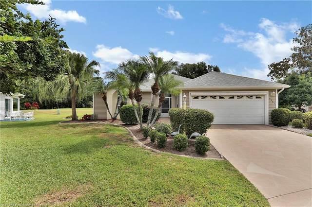 3361 E Pebble Creek Drive, Avon Park, FL 33825 (MLS #280909) :: Compton Realty
