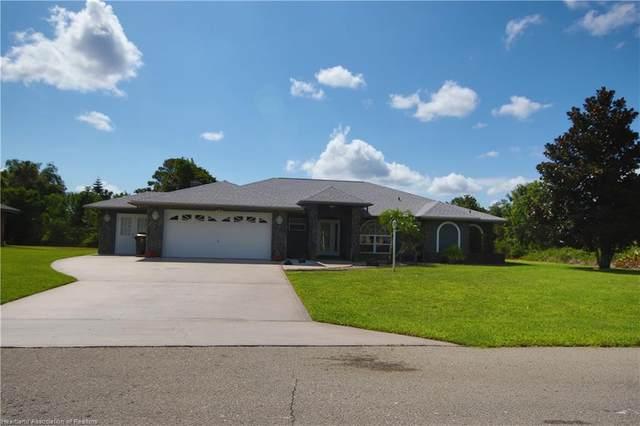 3300 Monza Drive, Sebring, FL 33872 (MLS #281044) :: Compton Realty
