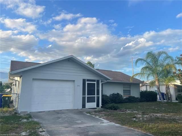 301 Eagle Avenue, Sebring, FL 33870 (MLS #281058) :: Compton Realty