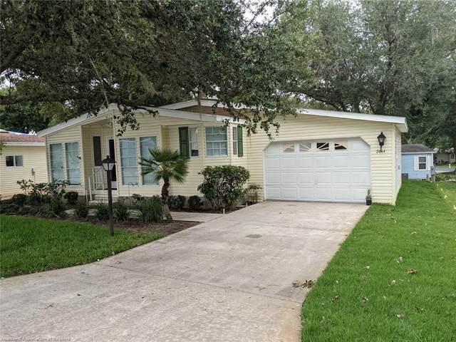 2844 E Spinnaker Drive, Avon Park, FL 33825 (MLS #281086) :: Compton Realty