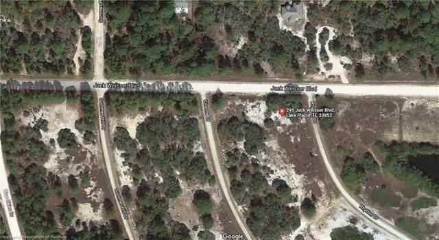395 Jack Weisser Boulevard, Lake Placid, FL 33852 (MLS #281291) :: Compton Realty