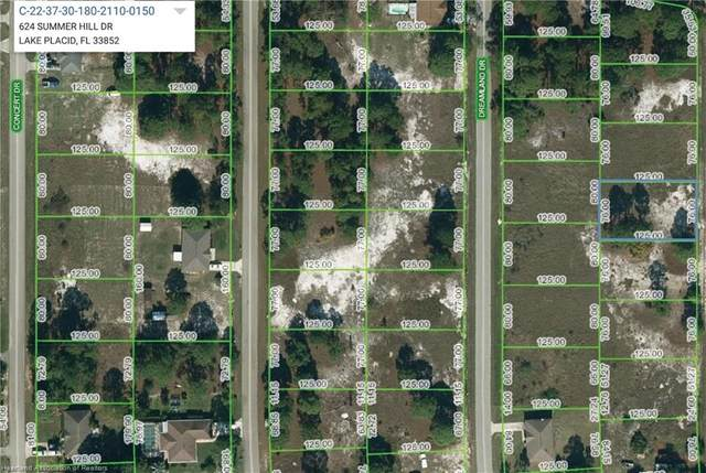 624 Summer Hill Drive, Lake Placid, FL 33852 (MLS #281292) :: Compton Realty