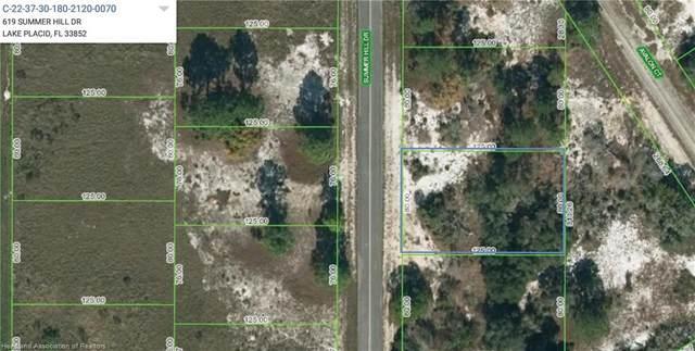 619 Summer Hill Drive, Lake Placid, FL 33852 (MLS #281314) :: Compton Realty