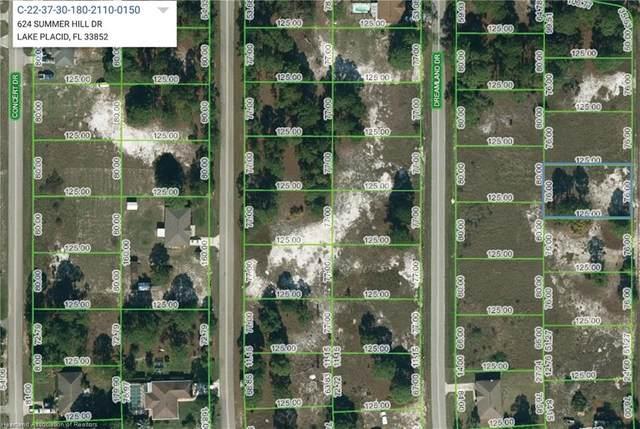 637 Stargazer Drive, Lake Placid, FL 33852 (MLS #281317) :: Compton Realty