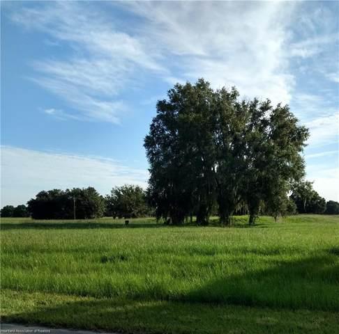 7268 Golf Club Drive, Sebring, FL 33876 (MLS #281514) :: Compton Realty