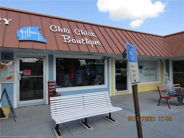 213 N Main Avenue, Lake Placid, FL 33852 (MLS #281737) :: Compton Realty