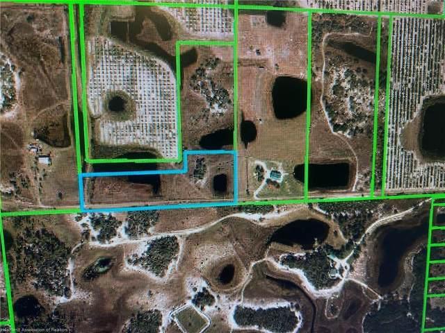 1370 E State Road 70 Road E, Lake Placid, FL 33852 (MLS #281799) :: Compton Realty