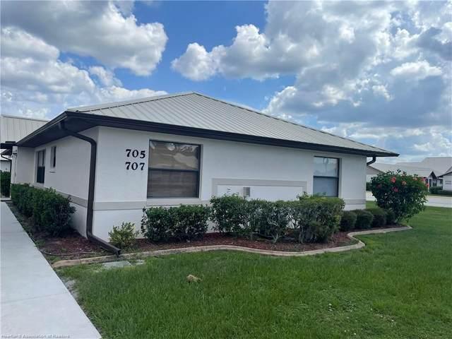 705 Villaway N, Sebring, FL 33876 (MLS #281810) :: Compton Realty