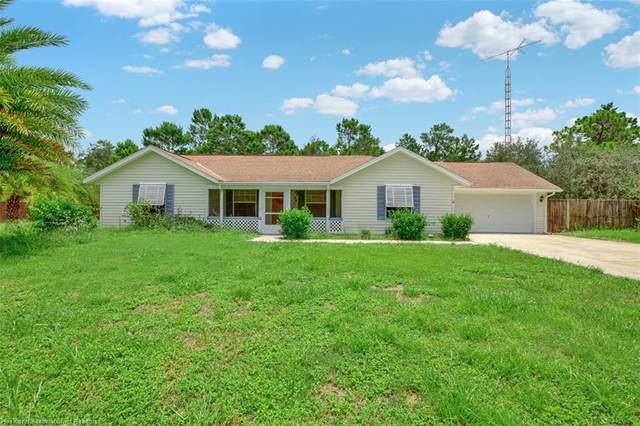 941 Breezy Road, Lake Placid, FL 33852 (MLS #281818) :: Compton Realty