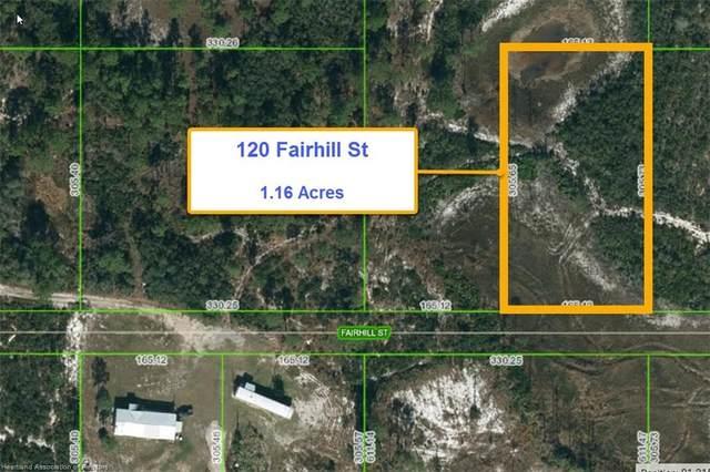 120 Fairhill Street, Lake Placid, FL 33852 (MLS #281830) :: Compton Realty