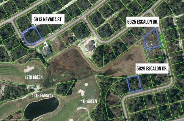 5925 Escalon Drive, Sebring, FL 33872 (MLS #281841) :: Compton Realty