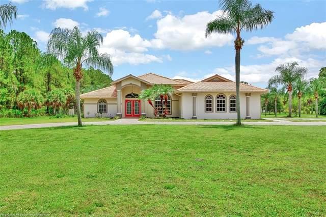 3341 Ulman Avenue, North Port, FL 34286 (MLS #281858) :: Compton Realty