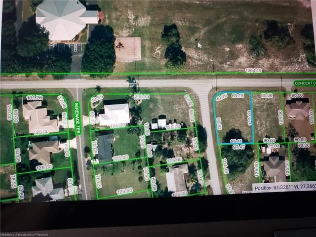 762 Concert Drive, Lake Placid, FL 33852 (MLS #281867) :: Compton Realty