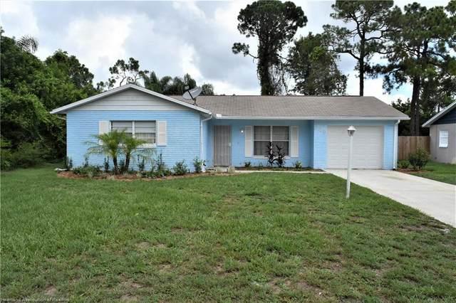 225 Ibis Avenue, Sebring, FL 33870 (MLS #281896) :: Compton Realty