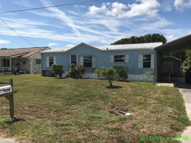 2128 SE 32nd Street, Okeechobee, FL 34974 (MLS #281905) :: Compton Realty