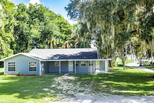 8001 County Road 64 E, Avon Park, FL 33825 (MLS #281915) :: Compton Realty
