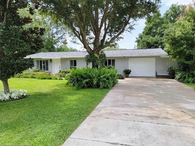 1025 Happy Lane, Sebring, FL 33875 (MLS #281928) :: Compton Realty