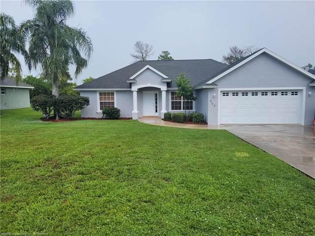 964 Aleutian Street NE, Lake Placid, FL 33852 (MLS #281944) :: Compton Realty