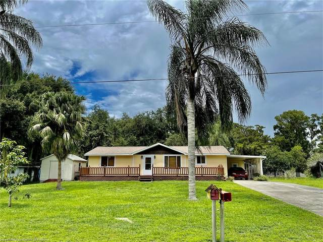 1309 N Oak Ridge Drive, Lorida, FL 33857 (MLS #281960) :: Compton Realty