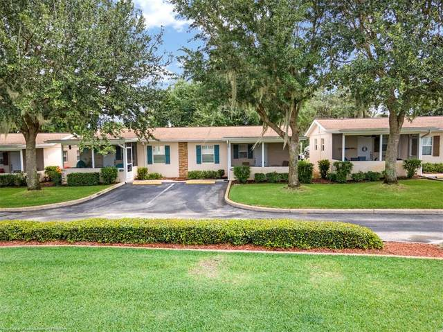 121 Sunset Terrace #104, Lake Placid, FL 33852 (MLS #281966) :: Compton Realty