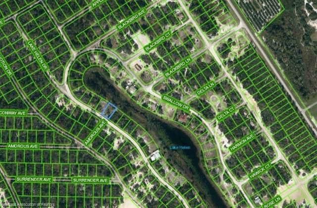 499 Lake Helen Drive, Lake Placid, FL 33852 (MLS #281977) :: Compton Realty