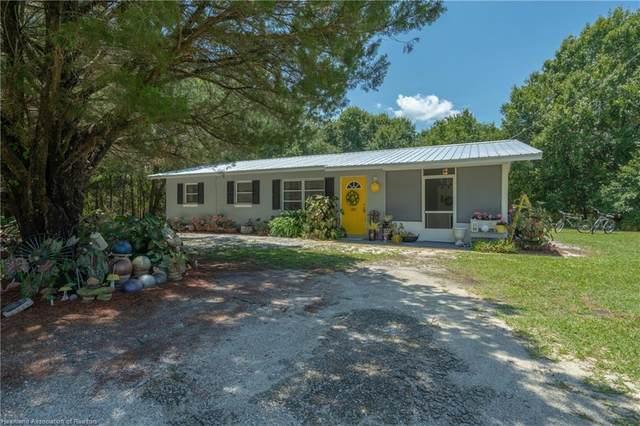 1853 Grey Oak Lane, Lorida, FL 33857 (MLS #281985) :: Compton Realty