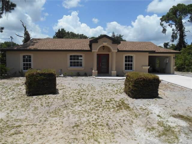 1104 Bayberry Street, Lake Placid, FL 33852 (MLS #281988) :: Compton Realty