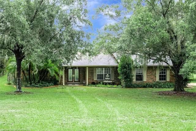 3100 N Horse Hammock Road, Avon Park, FL 33825 (MLS #282005) :: Compton Realty