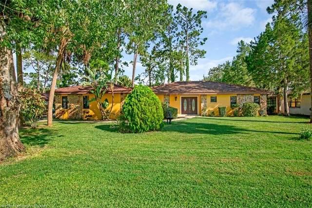 2802 Par Road, Sebring, FL 33872 (MLS #282011) :: Compton Realty