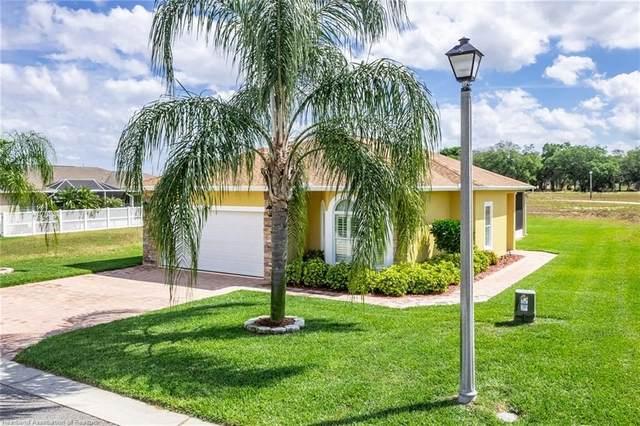 1704 High Ridge Drive, Sebring, FL 33870 (MLS #282040) :: Compton Realty