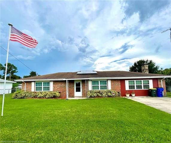 119 Heather Lane, Lake Placid, FL 33852 (MLS #282153) :: Compton Realty
