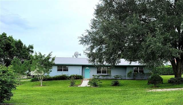 431 E Shockley Road, Avon Park, FL 33825 (MLS #282518) :: Compton Realty