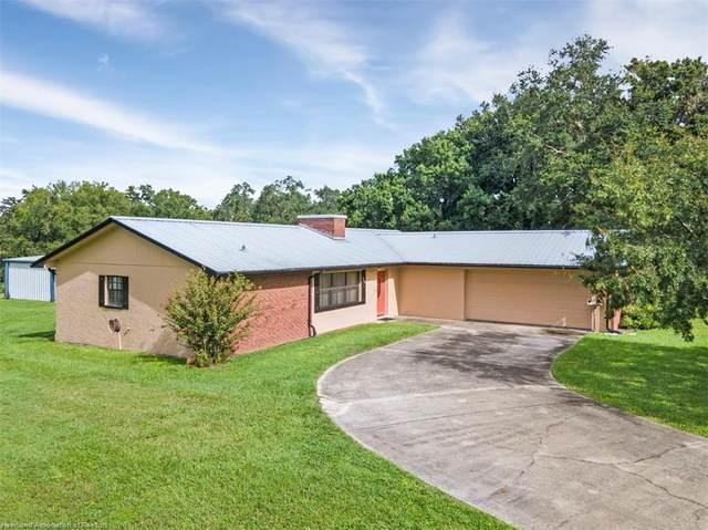 464 River Lane, Wauchula, FL 33873 (MLS #282535) :: Compton Realty