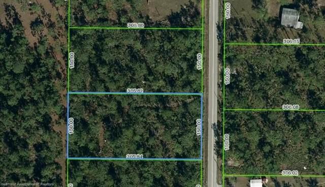 420 Earnhardt Drive, Venus, FL 33960 (MLS #282595) :: Compton Realty
