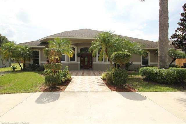 3920 Lakeview Drive, Sebring, FL 33870 (MLS #282619) :: Compton Realty
