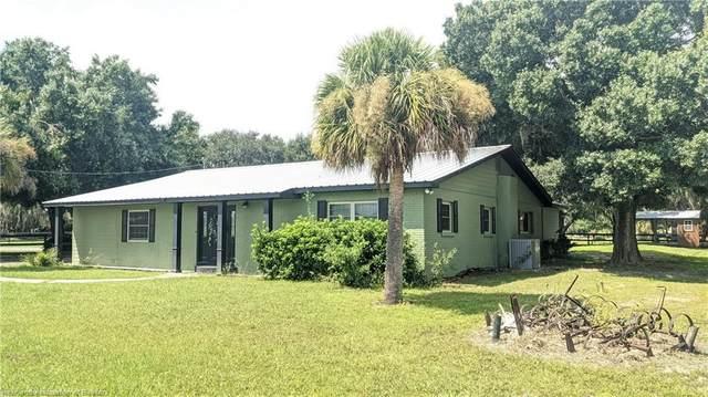 617 Bost Road, Wauchula, FL 33873 (MLS #282626) :: Compton Realty