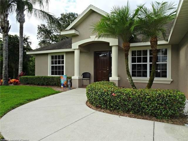 540 Lake August Drive, Lake Placid, FL 33852 (MLS #282766) :: Compton Realty