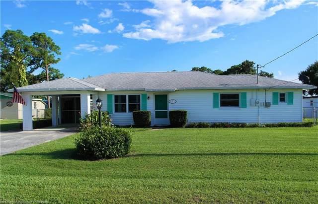 121 Heather Lane, Lake Placid, FL 33852 (MLS #282780) :: Compton Realty