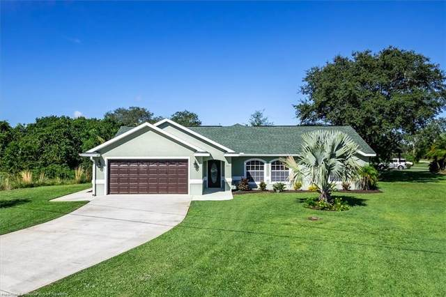 401 W Waterway Avenue NW, Lake Placid, FL 33852 (MLS #283035) :: Compton Realty
