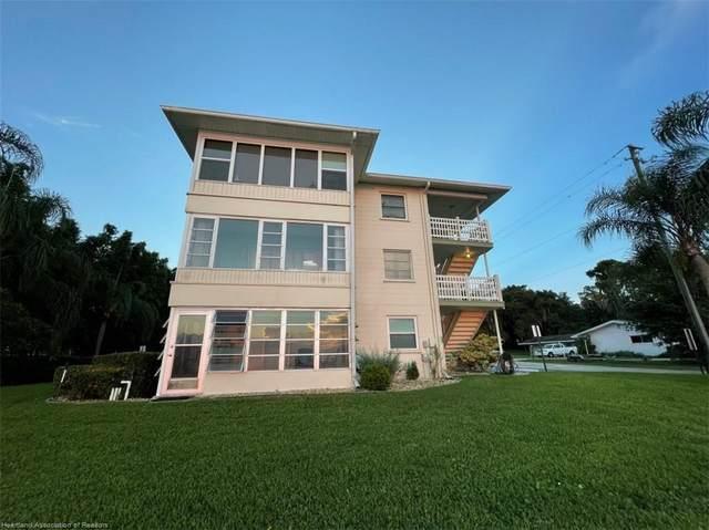 1801 Lakeview Drive #304, Sebring, FL 33870 (MLS #283069) :: Compton Realty