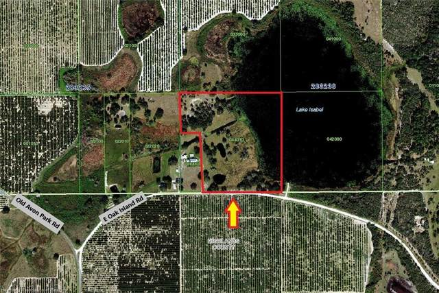 0 E Oak Island Road, Avon Park, FL 33825 (MLS #283162) :: Compton Realty